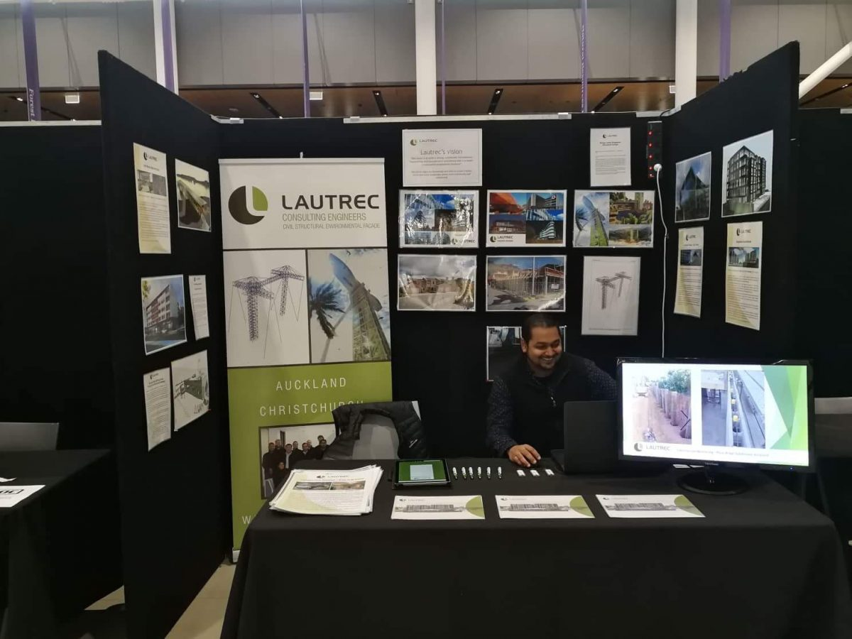 Lautrec at ENSOC careers expo